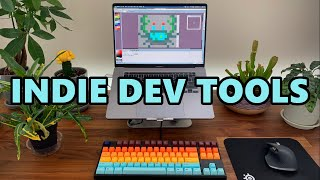 The Tools I Use for Indie Game Dev