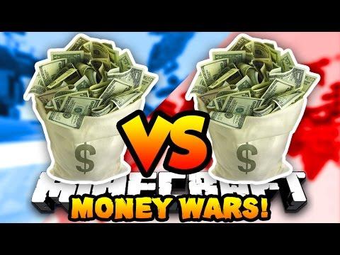 Money Wars Minecraft
