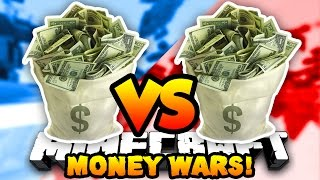 "Minecraft MONEY WARS ""WORLD RECORD!"" #10 