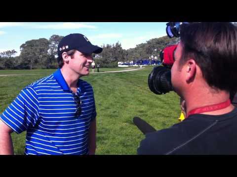 Steve Hildebrand on Tiger Woods for News 8 San Diego