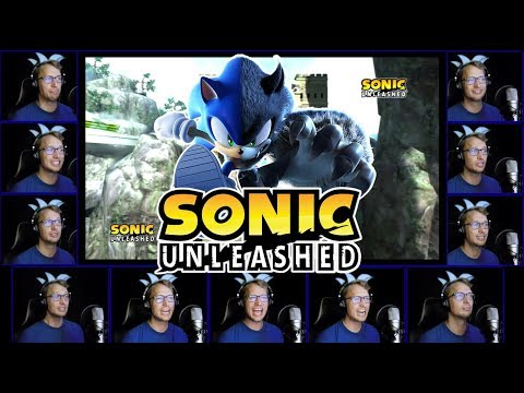 SONIC UNLEASHED - Main Theme