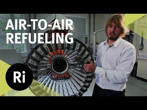 Teaching a computer to refuel an aeroplane