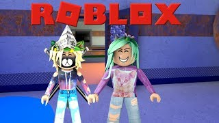Can My Daughter Troll Me?! - Roblox Flee The Facility