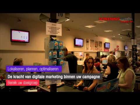 Screening Media : Your Digital Signage Partner (Dutch)