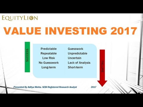 Value investing options strategy