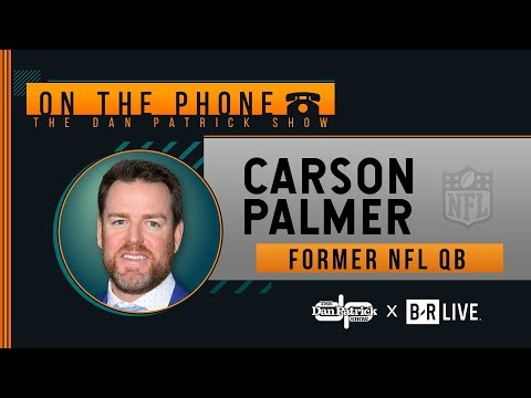 Carson Palmer Talks Mayfield, CBD in the NFL, His Heisman & More with Dan Patrick | Full Interview