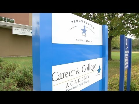 Bloomington School District - Career & College Academy