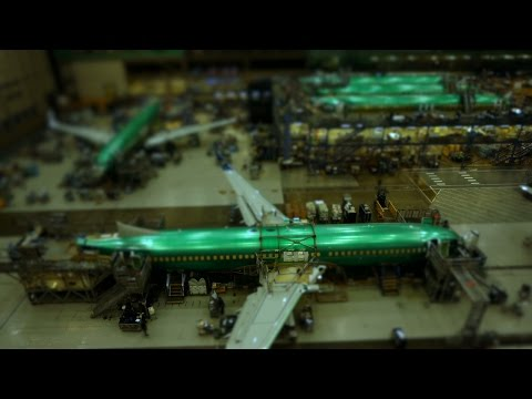 Flying Out the Door: How Boeing Keeps Up Delivery of the Popular 737