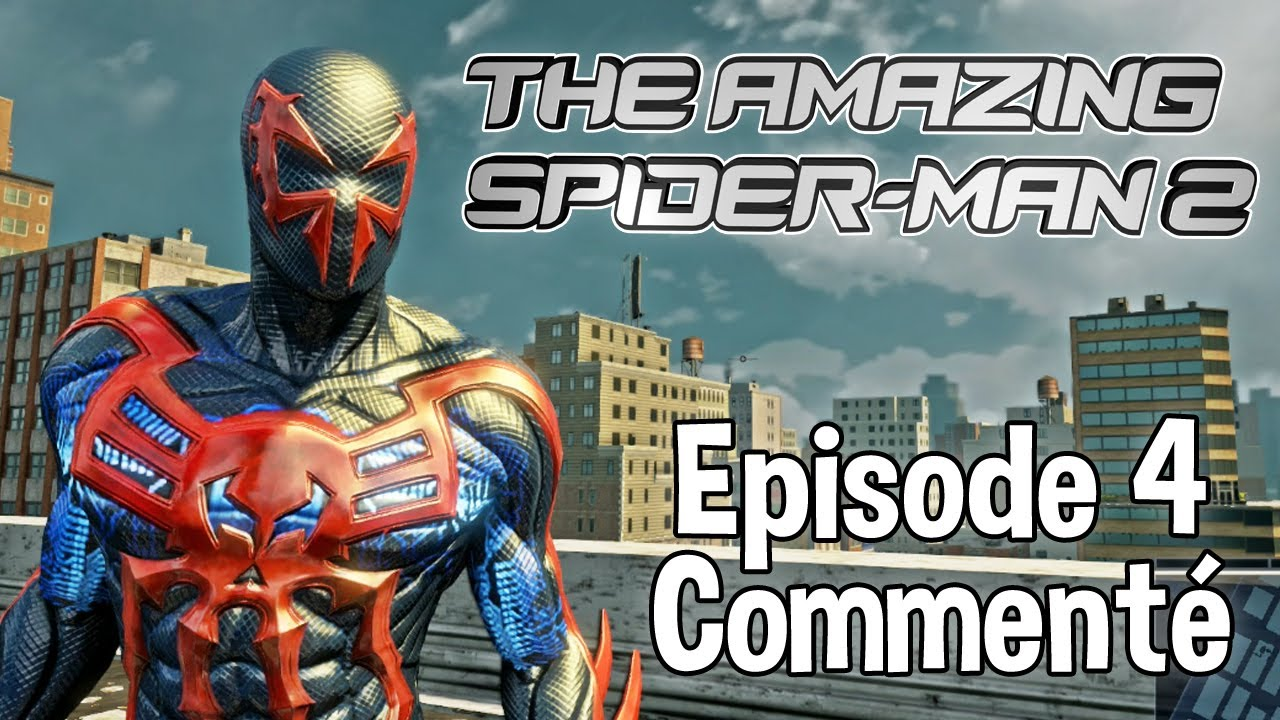 the amazing spider man 2 episode 4 carnage killer lets play dtente comment fr