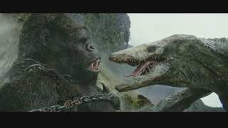 Конг против черепозавра   Конг  Остров черепа
