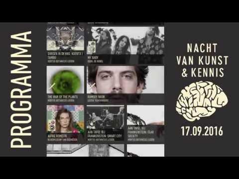 Promo Nacht van Kunst & Kennis