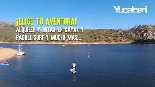 Actividades Yucalcari en el Pantano de San Juan