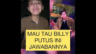 INI JAWABAN BANG BILLY SAMA AMANDA