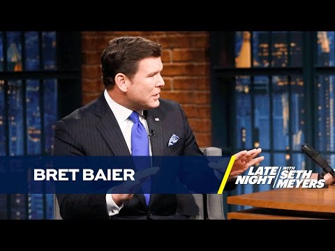 Bret Baier on Donald Trump