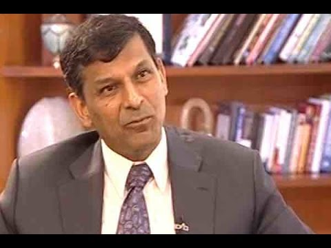Watch RBI Governor Raghuram Rajan's first ever interview to a Hindi news channel