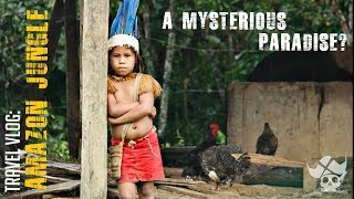 Travel Vlog: ¿A mysterious paradise? | Amazon Jungle, Colombia.