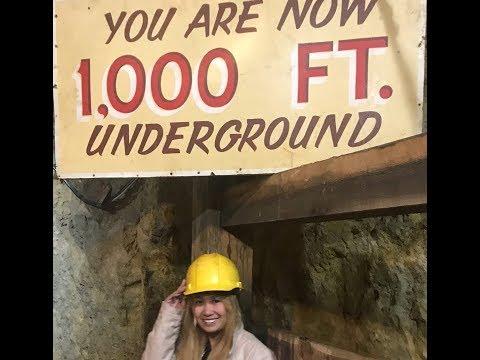 MOLLIE KATHLEEN GOLD MINE TOUR | 1000 Ft UNDERGROUND | CRIPPLE CREEK, COLORADO