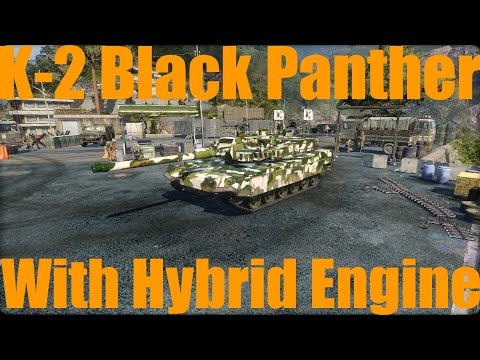 Armored Warfare K2