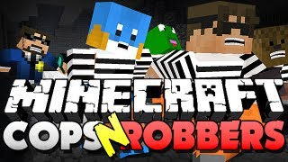 Video Minecraft Cops and Robbers! (SkyDoesMinecraft, HuskyMudKipz, JeromeASF, and KermitPlaysMC) download MP3, 3GP, MP4, WEBM, AVI, FLV Agustus 2017