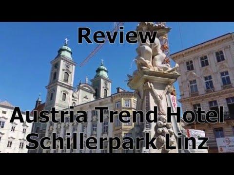 Review Austria Trend Hotel Schillerpark Linz