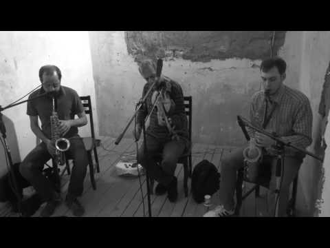 Ernesto Rodrigues, Nuno Torres, Ilia Belorukov   20 June 2016   Vertikal' Gallery