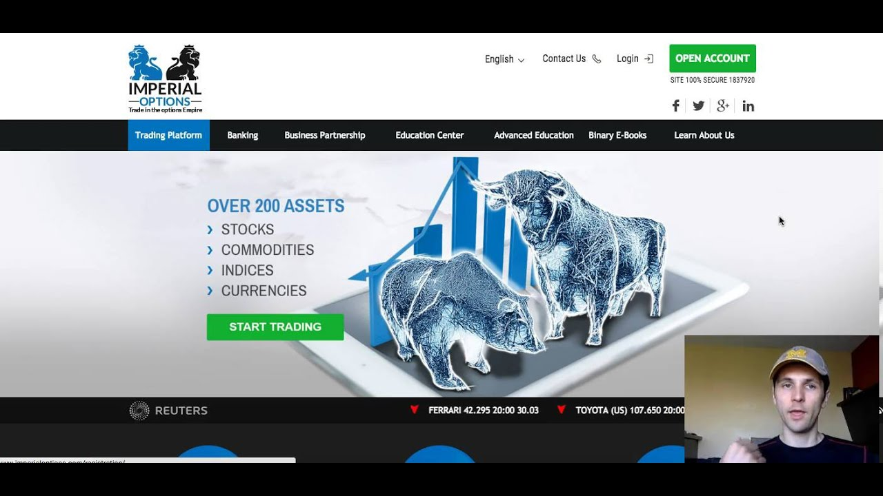 Trade commodities in binary options with successfully by meir liraz