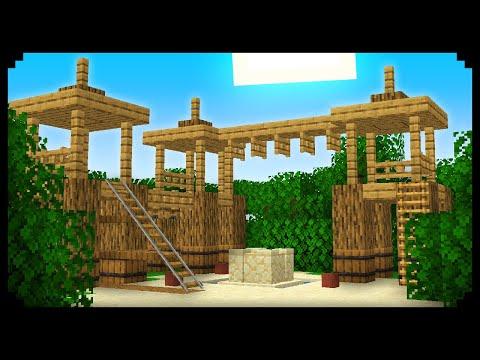 ✔ Making A Working Playground In Minecraft