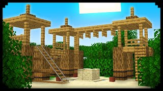 ✔ Making a Working Playground in Minecraft