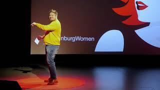 Женщине не место на кухне? | Андрей Бова | TEDxEkaterinburgWomen
