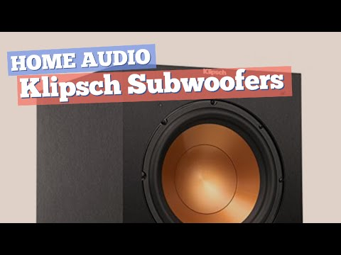 klipsch-subwoofers-//-home-audio-best-sellers