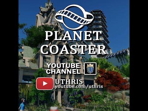 Planet Coaster | Parking the Details