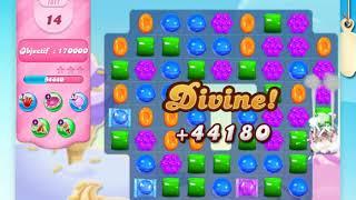 Candy Crush-Level 1617