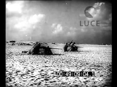 Second Battle of El Alamein ITALIANS CAPTURE 1,000 AUSSIES, BRITS & KIWIS