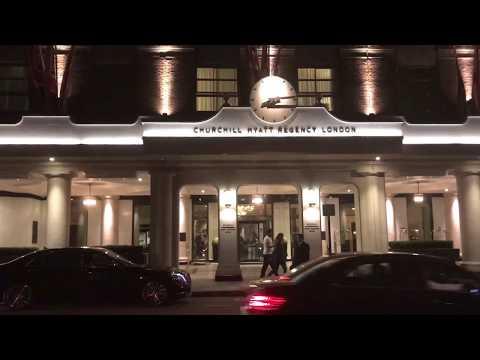 The Churchill Hyatt Regency London