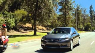 2014 Honda Accord Sedan -High Tech and Style