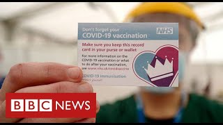 "UK considers ""vaccine passports"" to prove Covid protection - BBC News"