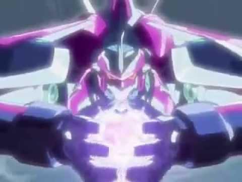 Eureka Seven Type Zero Vs The End Round 2 Youtube