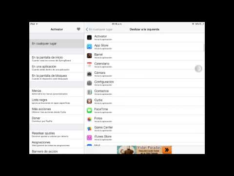 how to use activator cydia