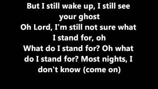 Some Nights- Fun Lyrics
