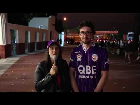 The Far Post Perth - Fan Reaction | Perth Glory 2 - 1 Wellington Phoenix
