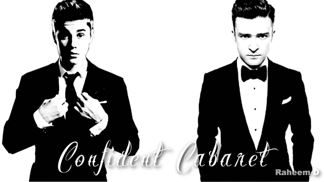 Justin Bieber x Justin Timberlake - Confident Cabaret ...