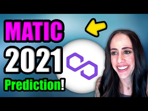Top Crypto TA Expert Gives Polygon (MATIC) Price Prediction for 2021 [VERY REALISTIC]
