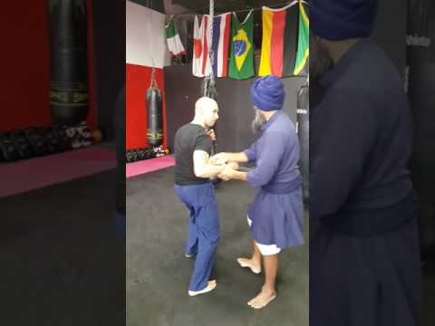 Internal Energy of Indian Combat Arts