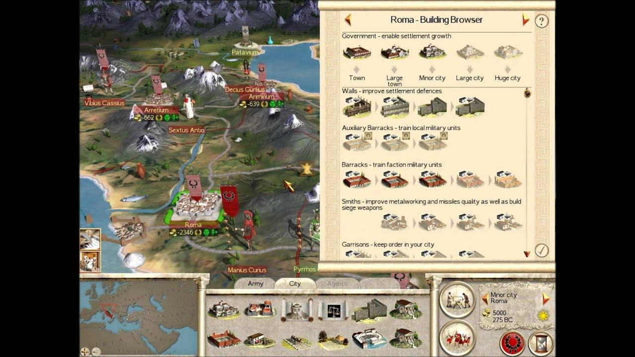 Моды на Rome Total War скачать