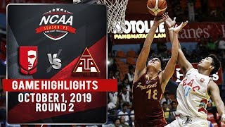 EAC vs. UPHSD - October 1, 2019 | Game Highlights | NCAA 95 MB