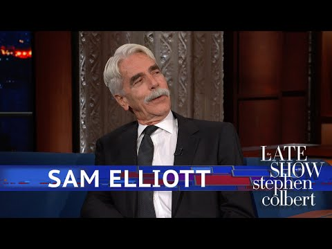 Sam Elliott On Cast Mates Lady Gaga And Bradley Cooper