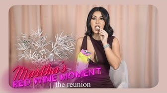 Martha's reacts the Reunion Dinner Party #8 | Martha's Red Wine Moment 2020