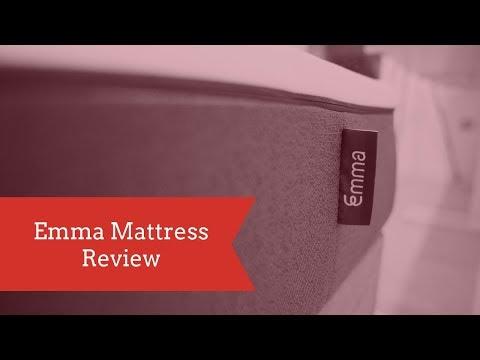 Emma Mattress UK - Emma Mattress Original Unboxing
