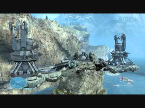 Halo Reach Matchmaking Maps