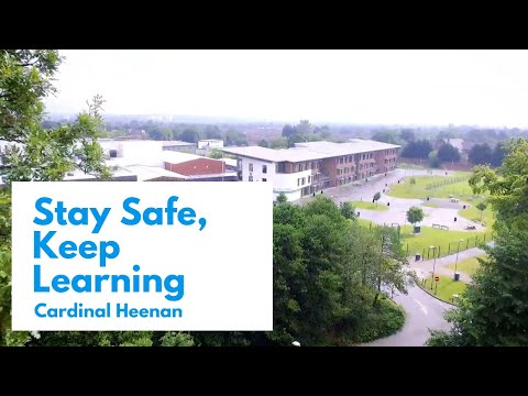 Stay Safe, Keep Learning